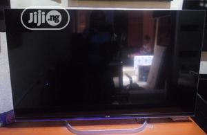 London Use LG TV 49inch Smart Complete | TV & DVD Equipment for sale in Lagos State, Ojo