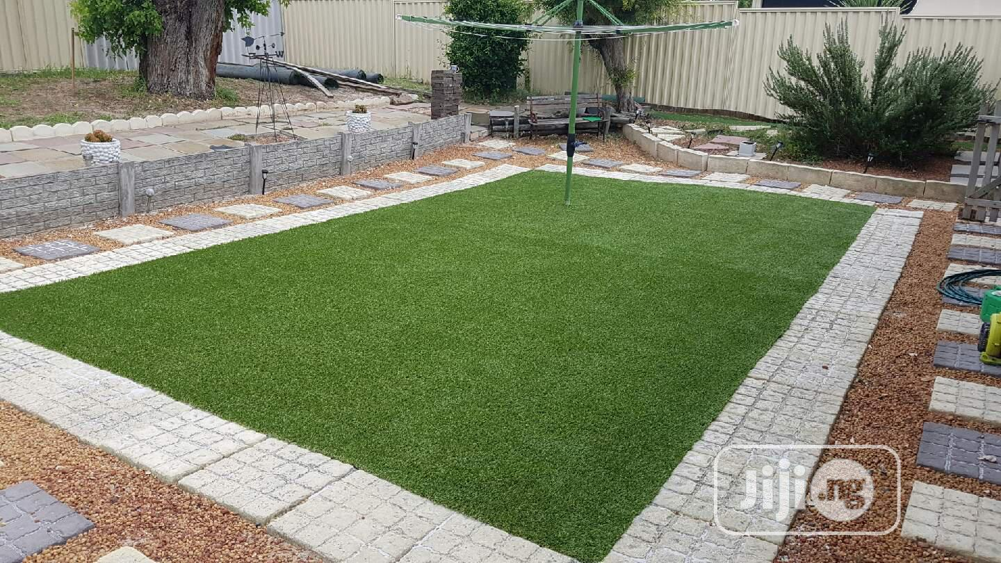 Archive: Artificial Grass Installation, Balcony Settings