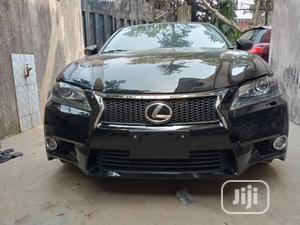 Lexus GS 2013 Black   Cars for sale in Lagos State, Amuwo-Odofin