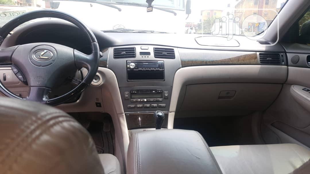 Lexus ES 2004 330 Sedan Gray   Cars for sale in Isolo, Lagos State, Nigeria
