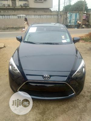 Toyota Yaris 2017 L Hatchback 5dr Black   Cars for sale in Lagos State, Maryland