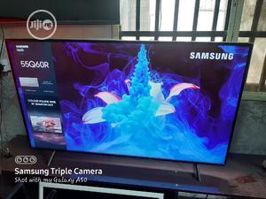 "Samsung 55""Q60R Smart 4K Qled TV | TV & DVD Equipment for sale in Lagos State, Ojo"