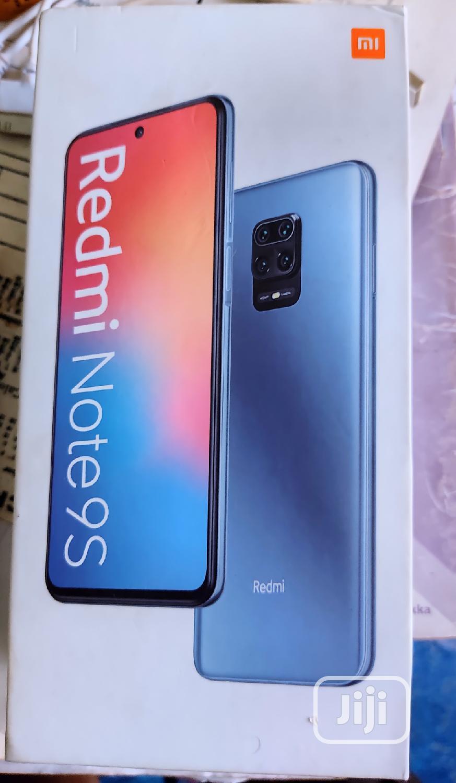 New Xiaomi Redmi Note 9S 128 GB Gray | Mobile Phones for sale in Enugu, Enugu State, Nigeria