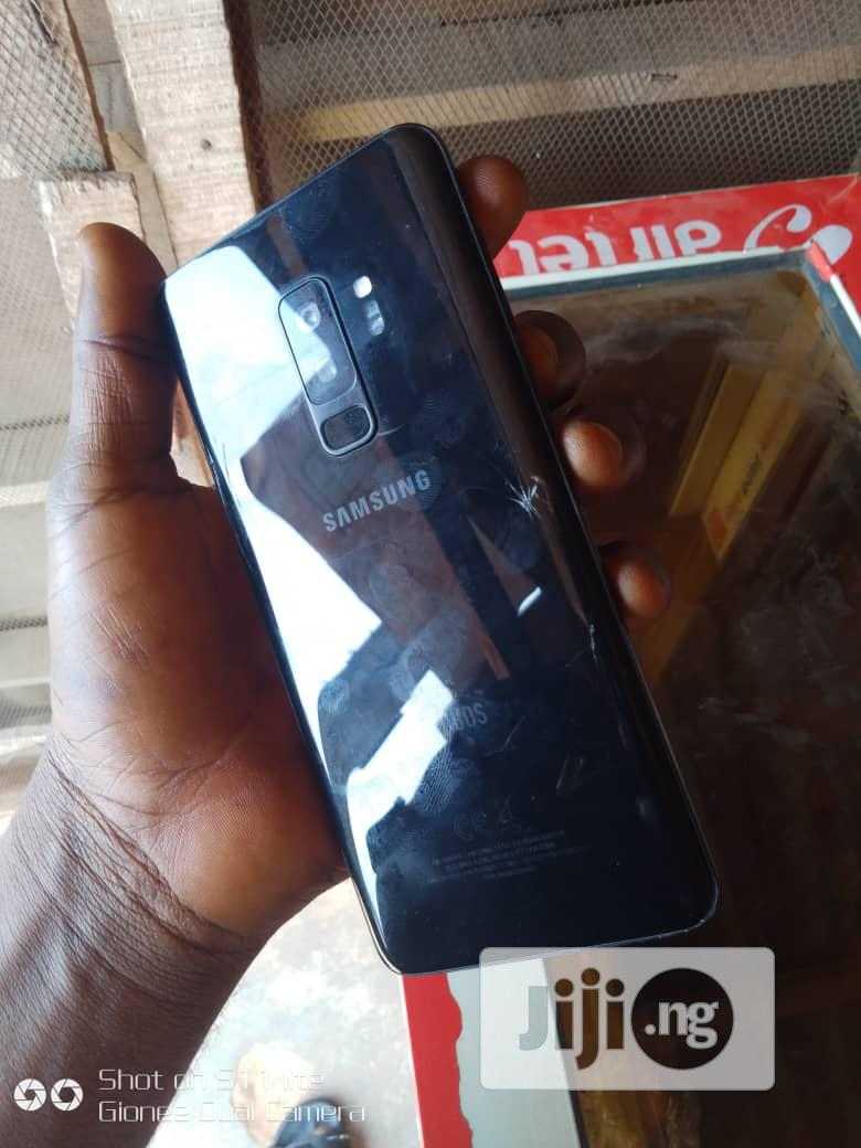 Samsung Galaxy S9 Plus 64 GB Black | Mobile Phones for sale in Ibadan, Oyo State, Nigeria