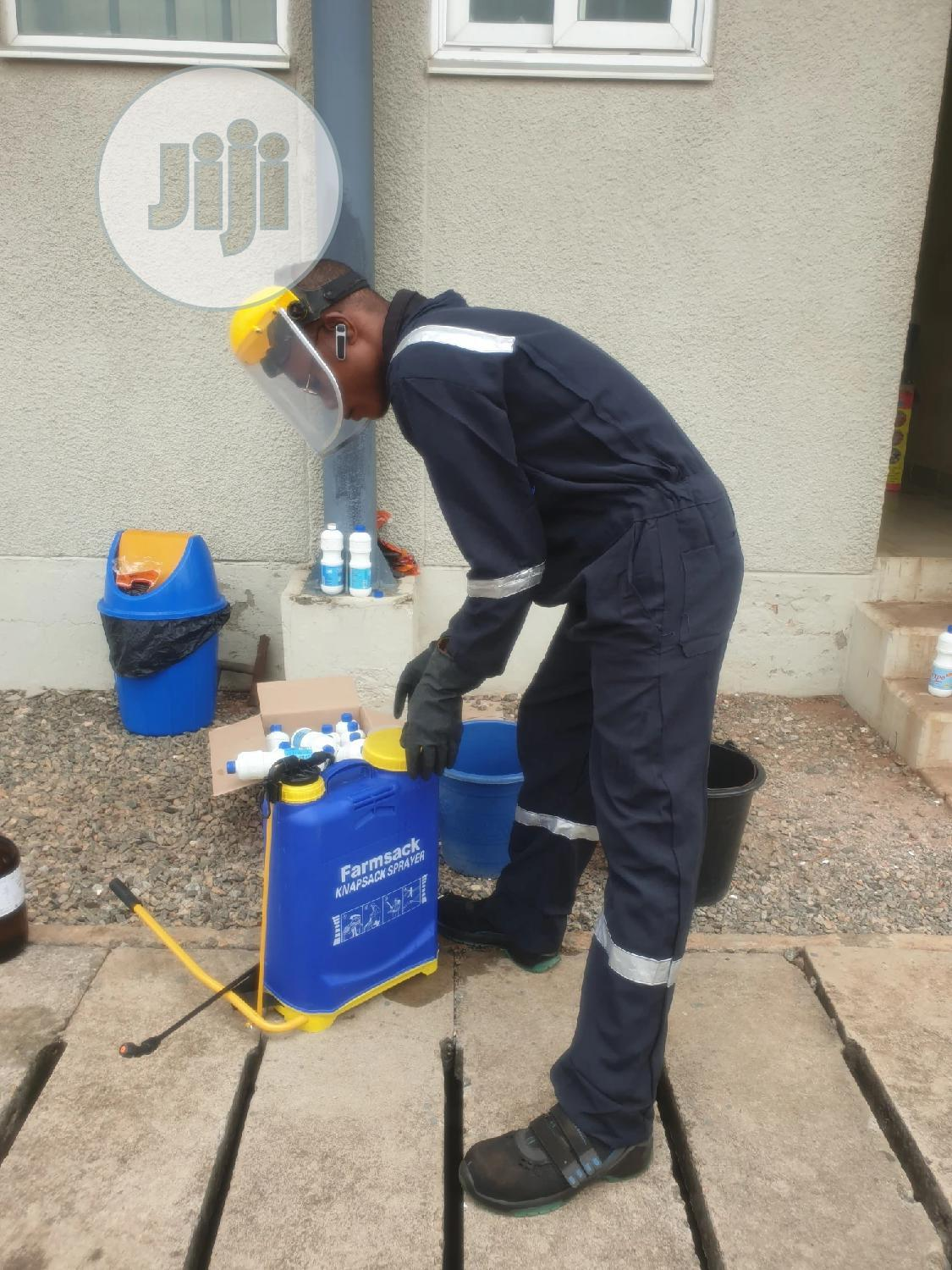 House Cleaning, Tiles Polishing and Fumigation   Cleaning Services for sale in Egor, Edo State, Nigeria