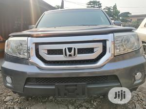 Honda Pilot 2009 Gray   Cars for sale in Rivers State, Port-Harcourt