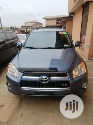 Toyota RAV4 2010 3.5 Limited 4x4 Blue | Cars for sale in Lagos State, Abule Egba