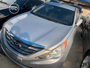 Hyundai Sonata 2010 Silver | Cars for sale in Lagos State, Surulere