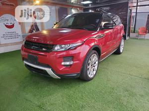 Land Rover Range Rover Evoque 2014 Pure 4x4 (2.0L 4cyl 9A) Red | Cars for sale in Abuja (FCT) State, Central Business Dis