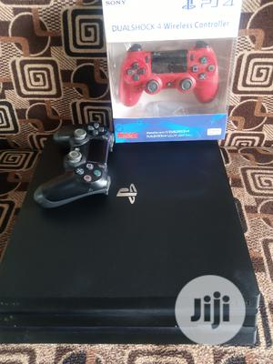 Ps4 PRO Console With Games 2 Pads | Video Game Consoles for sale in Oyo State, Ibadan