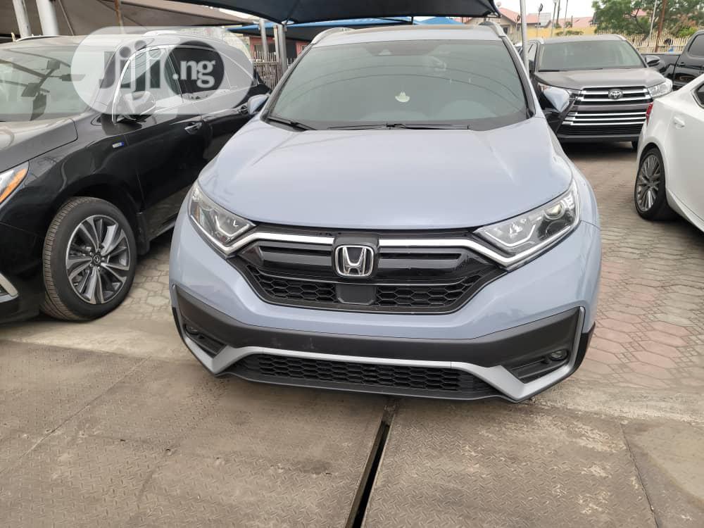 Honda CR-V 2020 LX FWD Blue