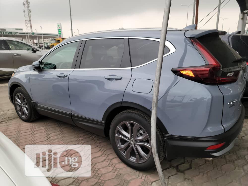 Honda CR-V 2020 LX FWD Blue | Cars for sale in Amuwo-Odofin, Lagos State, Nigeria