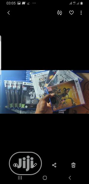 Ps5 Fifa , Spiderman, Call of Duty Cold War | Video Games for sale in Lagos State, Ikeja