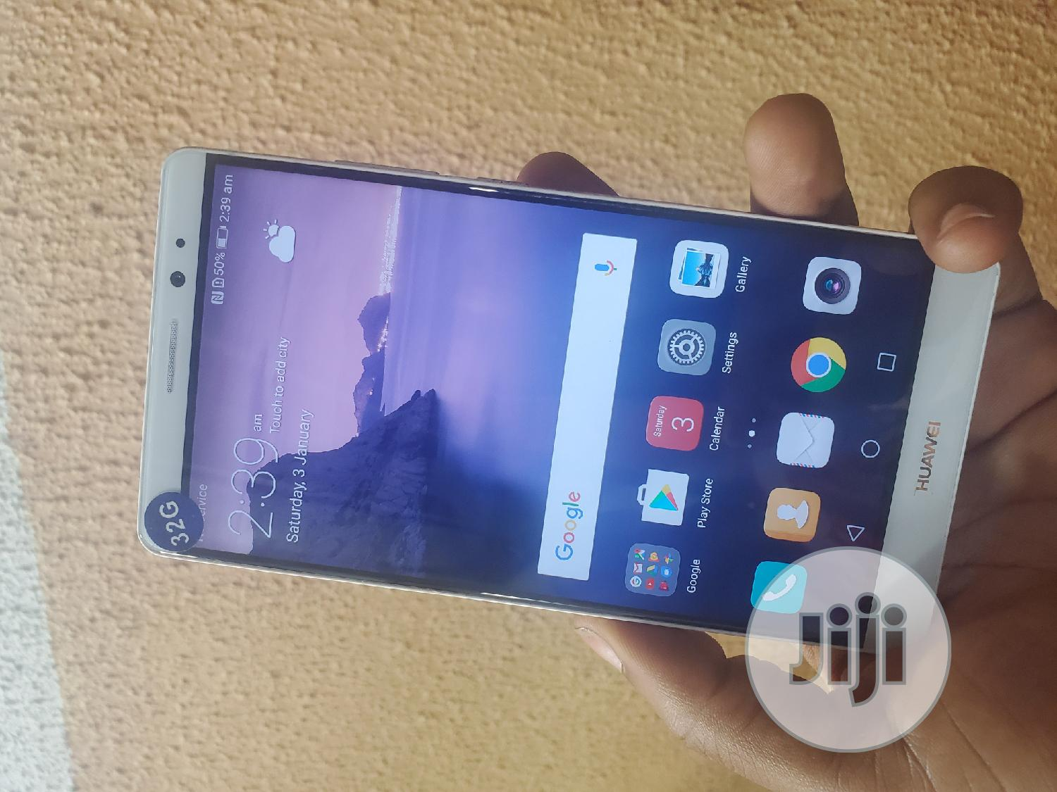 Huawei Mate 8 32 GB Gold | Mobile Phones for sale in Ikeja, Lagos State, Nigeria