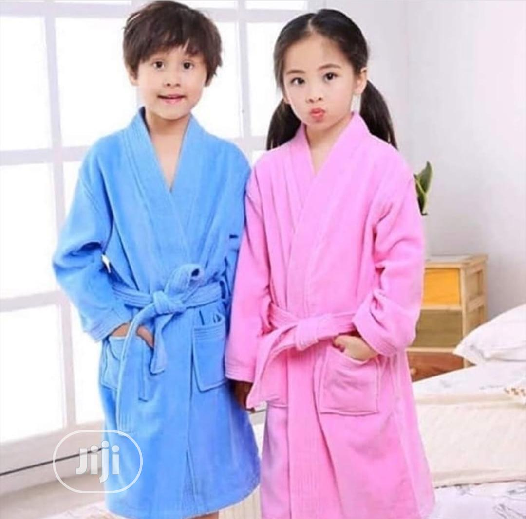 Archive: Kid's Robes