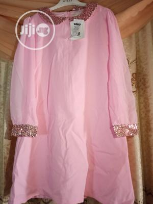 Children a Shaped Dress- Pink   Children's Clothing for sale in Lagos State, Ojo