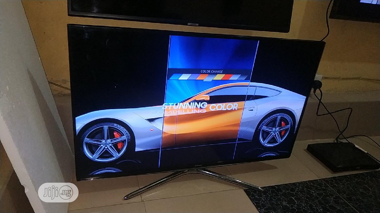 "48"" Samsung Smart TV Full HD 1080p LED Wi-Fi Bluetooth   TV & DVD Equipment for sale in Ojo, Lagos State, Nigeria"