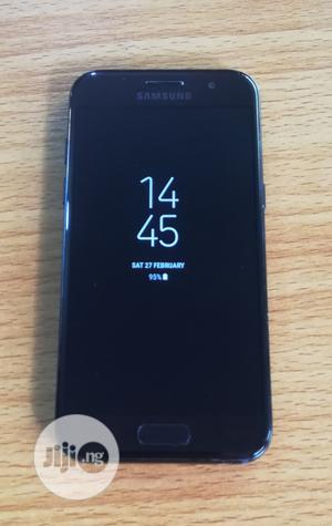Samsung Galaxy A3 Duos 16 GB Black   Mobile Phones for sale in Lagos State, Mushin