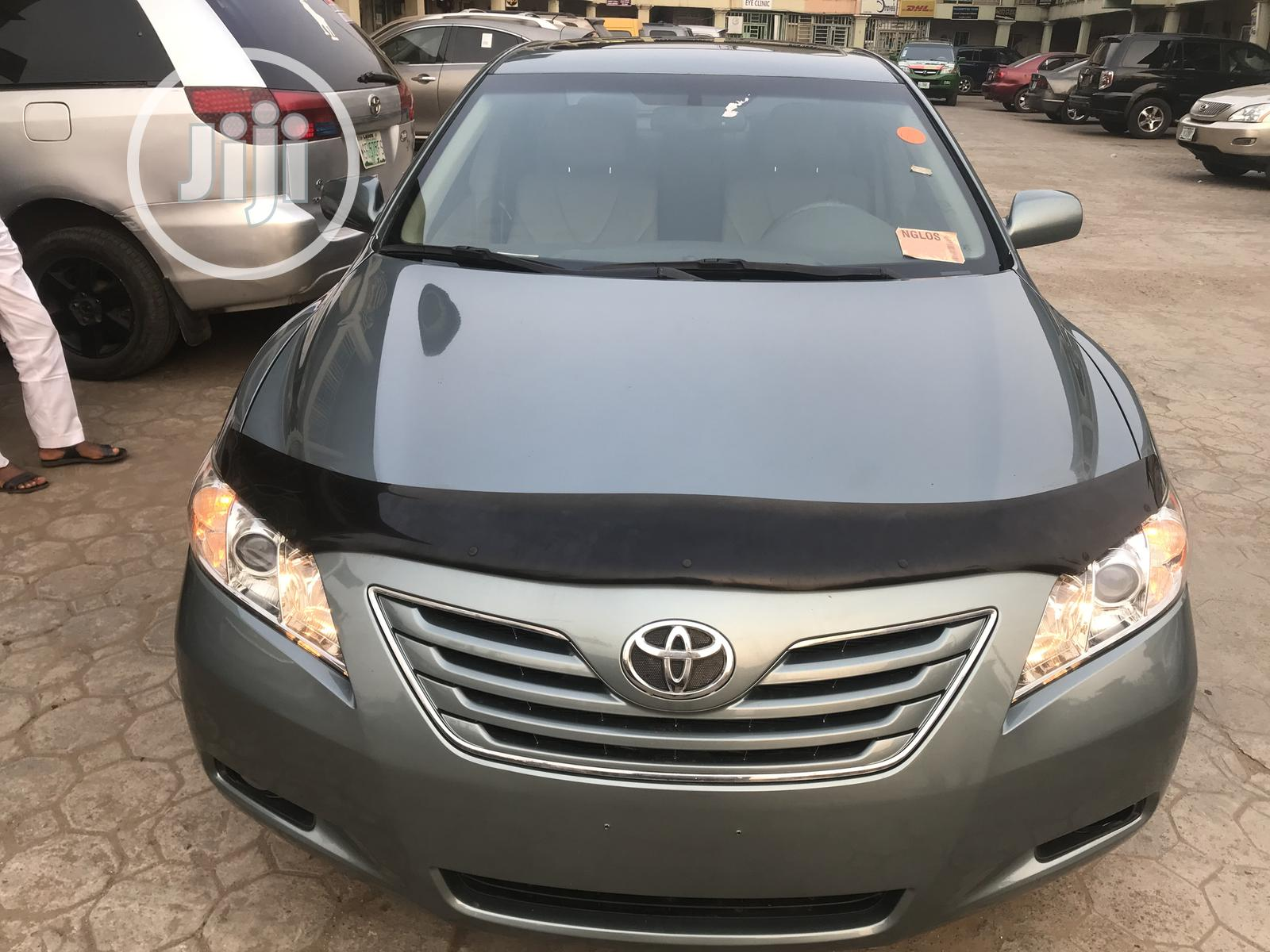 Toyota Camry 2007 Green
