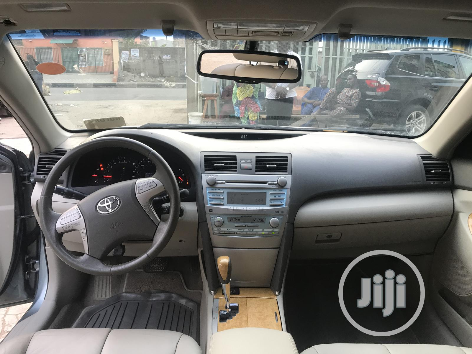 Toyota Camry 2007 Green | Cars for sale in Alimosho, Lagos State, Nigeria