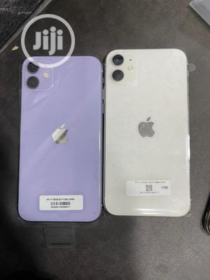Apple iPhone 11 128 GB Silver   Mobile Phones for sale in Lagos State, Ikeja