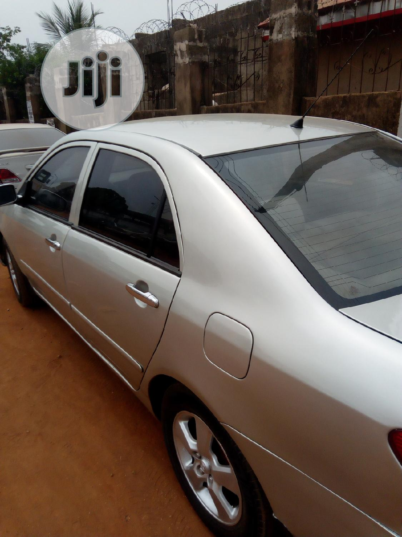 Archive: Toyota Corolla 2004 1.4 D Automatic Silver