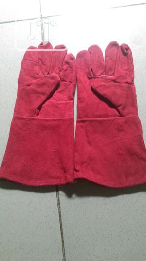 Welding Hand Grove.(Leather Hand Grove) | Safetywear & Equipment for sale in Lagos State, Lagos Island (Eko)