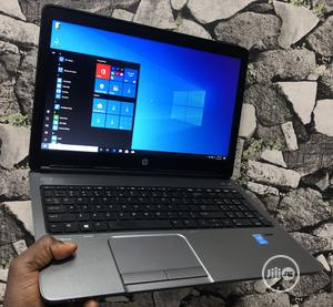 Laptop HP ProBook 650 G1 8GB Intel Core I5 HDD 320GB | Laptops & Computers for sale in Lagos State, Ikeja