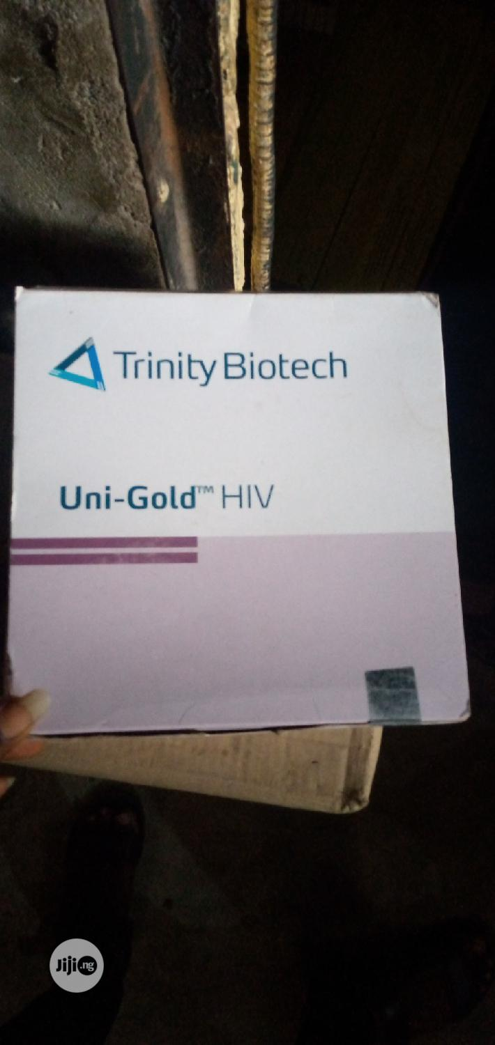 Unigold HIV Test Kit. | Tools & Accessories for sale in Onitsha, Anambra State, Nigeria