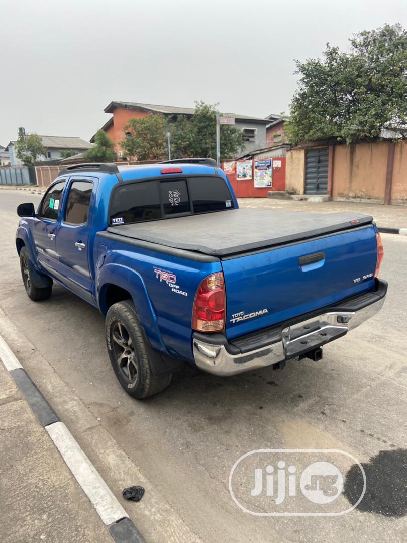 Toyota Tacoma 2007 Blue | Cars for sale in Amuwo-Odofin, Lagos State, Nigeria