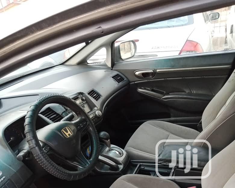 Archive: Honda Civic 2008 Gray
