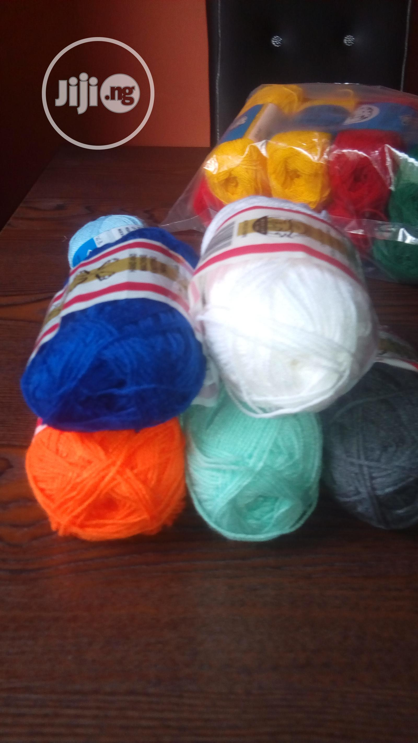 Archive: Yeye Wool in Port-Harcourt