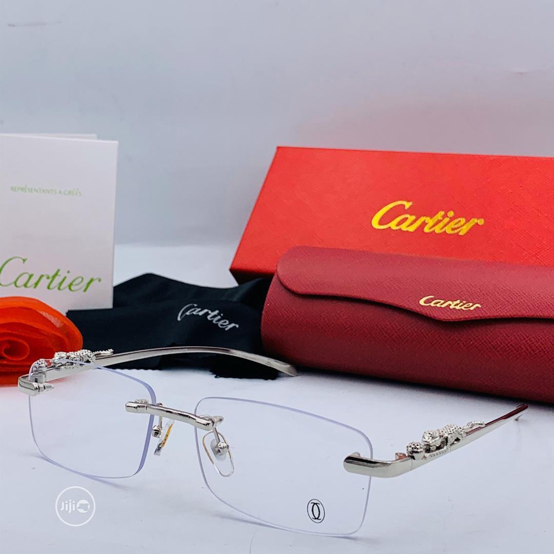 Cartier Glasses
