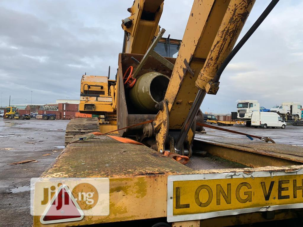 This Lowbed Is Tokunbo 55ton | Heavy Equipment for sale in Ojota, Lagos State, Nigeria