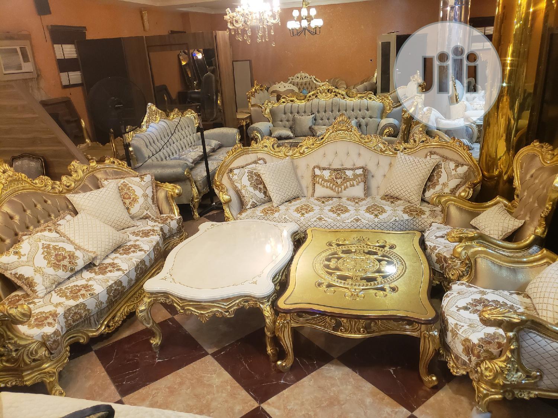 Turkish Royal Sofa Chair | Furniture for sale in Amuwo-Odofin, Lagos State, Nigeria