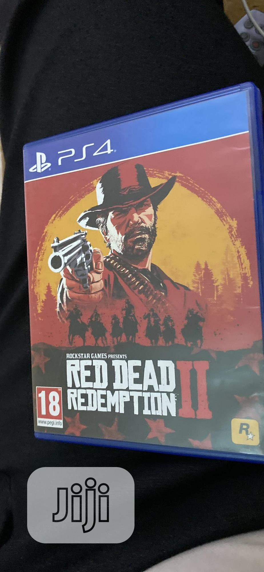 Archive: Red Dead Redemption 2