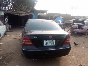 Mercedes-Benz C240 2003 Black | Cars for sale in Abuja (FCT) State, Karu