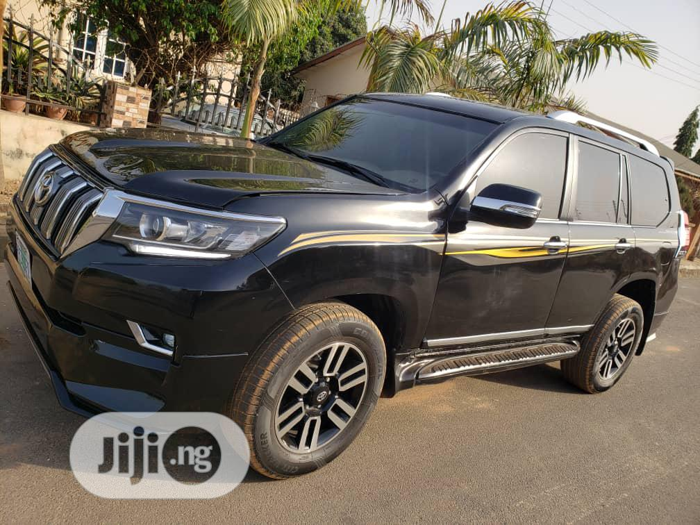 Toyota Land Cruiser Prado 2014 Black | Cars for sale in Kubwa, Abuja (FCT) State, Nigeria