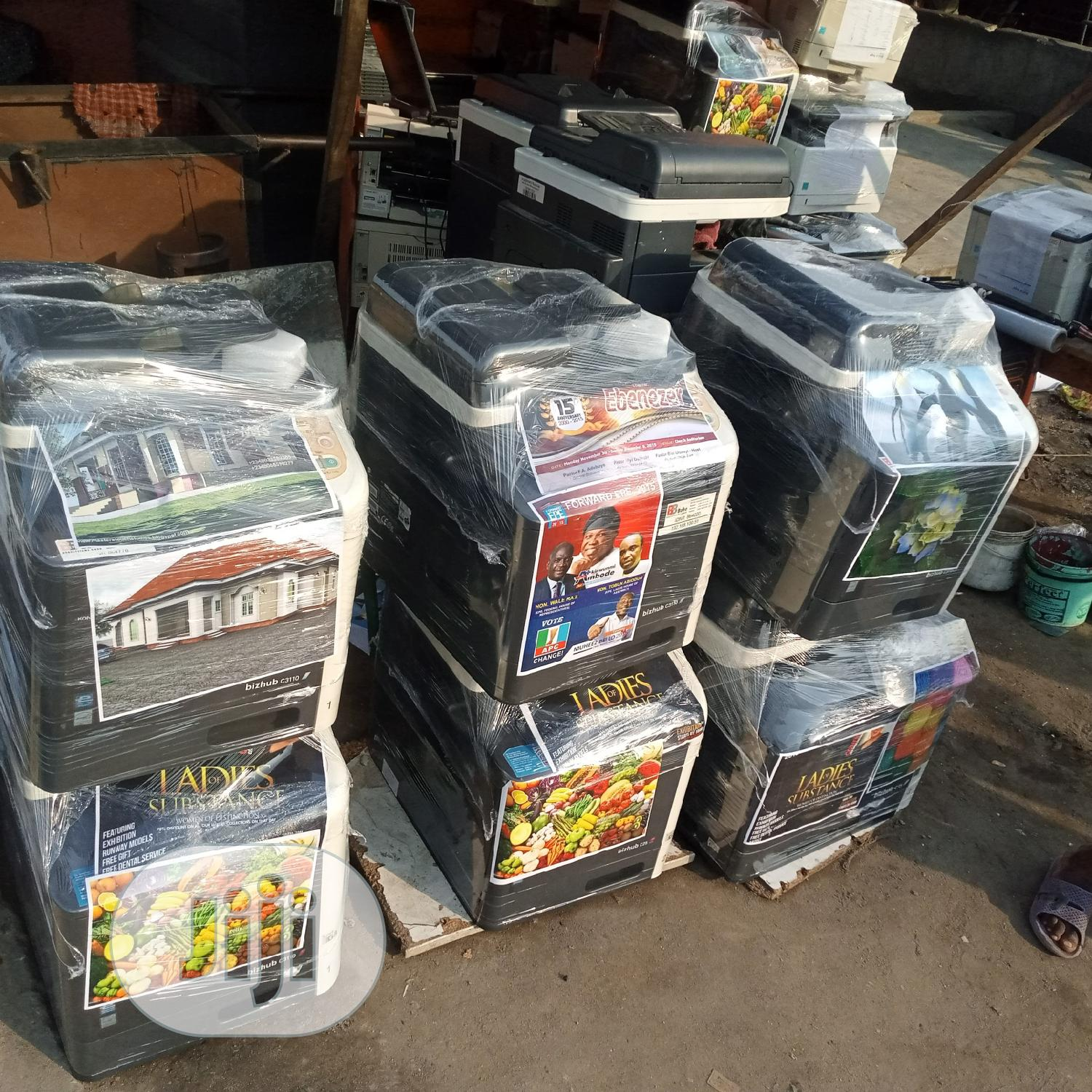 Bizhub C25/3110 | Printers & Scanners for sale in Apapa, Lagos State, Nigeria