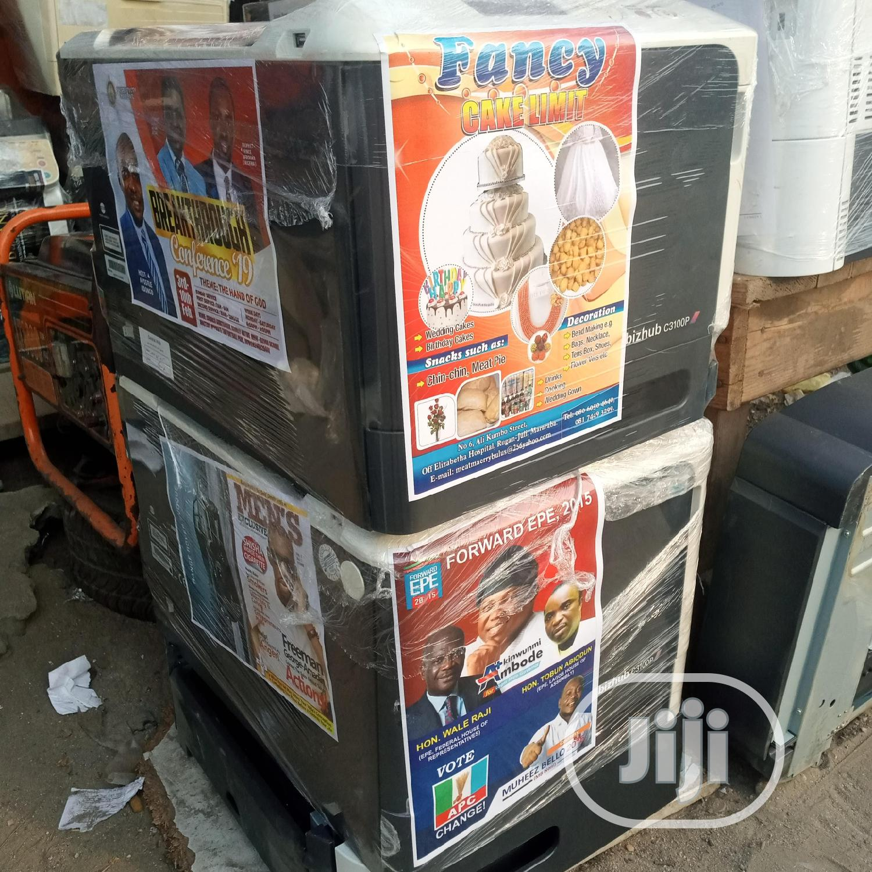 Bizhub 35/3100p   Printers & Scanners for sale in Apapa, Lagos State, Nigeria