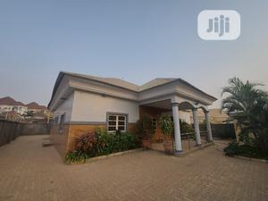 Clean 4bedroom Detached Bungalow With a Study and a Room BQ. | Houses & Apartments For Sale for sale in Gwarinpa, Life Camp