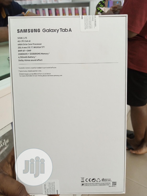 New Samsung Galaxy Tab a 10.1 (2019) 32 GB Black