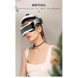Helmet Brain and Eye Massager With Remote Control | Sports Equipment for sale in Lagos State, Ikeja