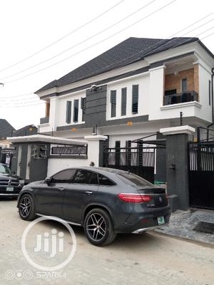 Four Bedroom Semi-Detached Duplex With BQ | Houses & Apartments For Rent for sale in Lagos State, Lekki