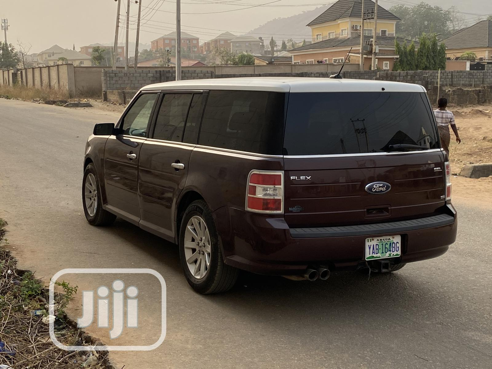 Ford Flex 2011 SEL Red | Cars for sale in Gwarinpa, Abuja (FCT) State, Nigeria
