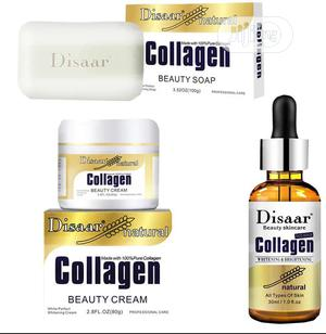 Collagen Face Set, Antiaging   Skin Care for sale in Lagos State, Mushin