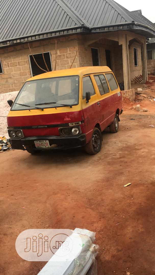 Archive: Nissan Caravan 1999 for Sale