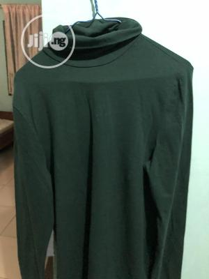 Green Slim Fit Turtleneck | Clothing for sale in Rivers State, Port-Harcourt