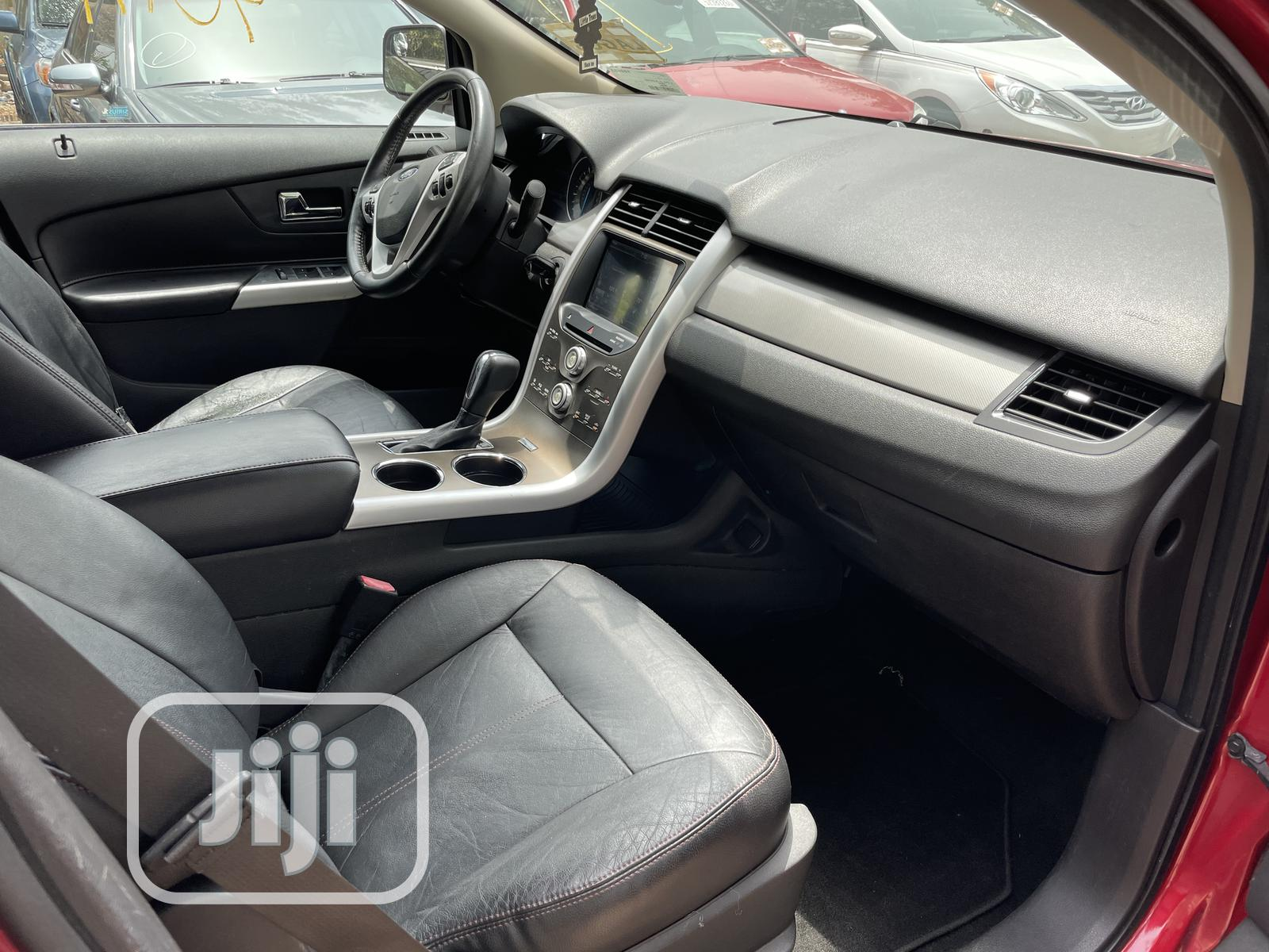 Ford Edge 2011 Red   Cars for sale in Gwarinpa, Abuja (FCT) State, Nigeria