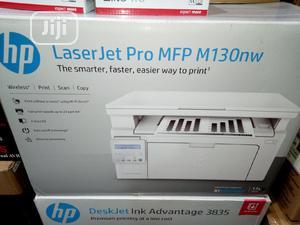 HP Laserjet Pro MFP M130nw Printer | Printers & Scanners for sale in Lagos State, Ikeja